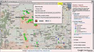 Maps Org Crisis Maps From Google Org Crisis Response Team Youtube