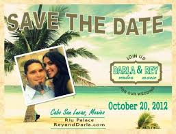 Destination Wedding Save The Date Save The Date Help Destination Wedding Need Deposit From Our