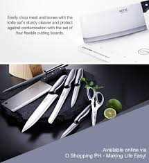 rotel knife set
