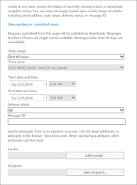 Business Letter Format Sent Via Email Find And Fix Email Delivery Issues As An Office 365 For Business