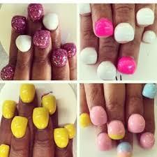 omg trends aquarium nails vs bubble nails