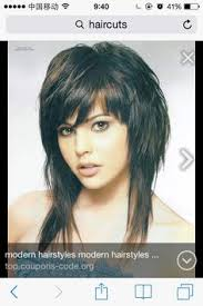 modern shaggy haircuts 2015 7spiked medium shag haircut haircuts pinterest medium shag