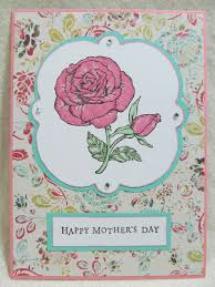 savvy handmade cards handmade mother u0027s day card
