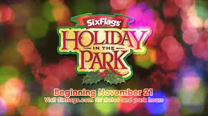 St Louis Six Flags Hours Official Holiday In The Park 2015 Promo Video At Six Flags Great