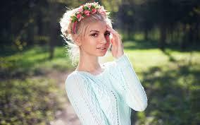 wallpaper girl style girl with lovely hair style wallpaper desktop hd wallpaper