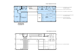 Eames House Floor Plan by Wolf Residence Comparison Of Floorplans