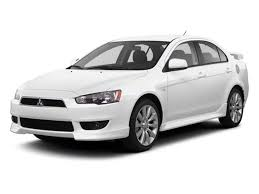 2010 mitsubishi lancer price trims options specs photos