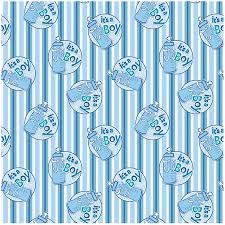 baby boy wrapping paper it s a boy baby shower wrapping paper walmart