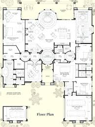 luxury home floor plans one level luxury house plans one level log home plan sensational