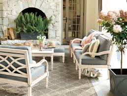 Rustic Outdoor Rugs Outdoor Spaces Whitewash Furniture Porch And Furniture Collection