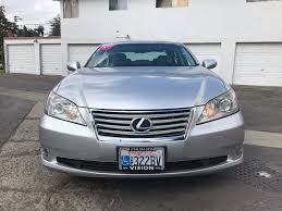 lexus car 2010 2010 used lexus es 350 fully loaded with navigation moon roof