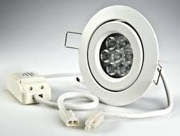led can light fixtures led recessed light fixture cree xpe 60 watt equivalent