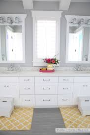 Pottery Barn Bathroom Ideas My Favorite Gray Paint And All Paint Colors Throughout My House