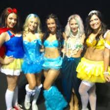 Halloween Costumes Ariel Homemade Disney Princess Costumes Snow White Tinker Bell