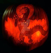 graveyard pumpkin stencil pumpkin carvings updated by lablayers on deviantart