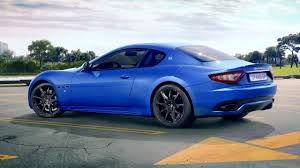 2016 maserati granturismo rear maserati new granturismo will be much more powerful top gear