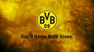 borussia dortmund bvb you u0027ll never walk alone by dirtyc0re on