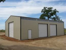 Barn Truss Need Metal 50x60 Enclosed Steel Truss Pole Barn 50x60 Enclos