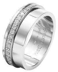 piaget wedding ring piaget white gold 18k diamond g34px400 us 7 5 ring tradesy