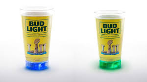 bud light touchdown glass app bud light rolling out another patriots light up glass for super bowl