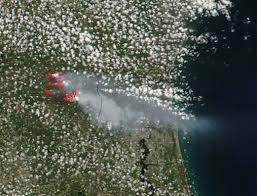 Fires In Denver by Smoke From Brian Head Fire Drifts Across Colorado Nasa