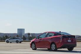 toyota company cars the new toyota prius isn u0027t just a good hybrid it u0027s a good car