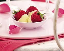 White Chocolate Covered Strawberries White Chocolate Dipped Strawberries Delicious Magazine