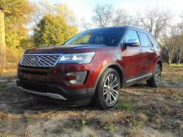 Ford Explorer Platinum - ford strikes platinum with 2016 explorer suv chicago tribune