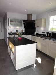cuisine blanc mat sans poign déco cuisine blanc mat sans poignee 98 01430547 decors