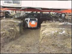 digging basement cost how to build a mobile home basement mobile home repair