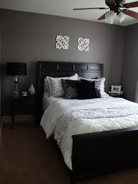 Black Grey Bedroom Decorating Ideas Video And Photos - Black and grey bedroom ideas