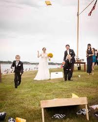 nautical wedding party 16 fun wedding games to keep guests laughing martha stewart weddings