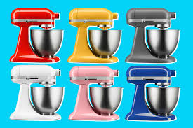Kitchen Aid Colors by Kitchenaid U0027s Artisan Mini Is The Best Mixer For Millennials