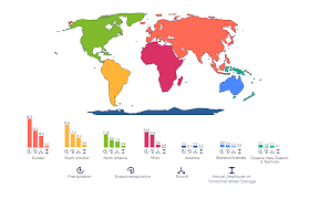 Climate World Map by Climate Change Vital Signs Of The Planet Satellites Track