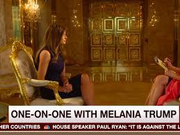 melania trump defends donald in u0027morning joe u0027 interview business
