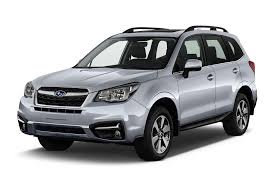 subaru philippines 2017 subaru forester gets mild updates inside and out