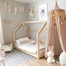Toddlers Beds For Girls by Best 25 Montessori Bed Ideas Only On Pinterest Toddler Floor