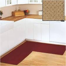 corner cabinet kitchen rug 68 x 68 berber l shape corner runner for the kitchen and home