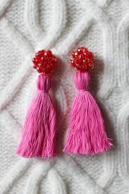 Knitted Chandelier Earrings Pattern 386 Best How To Make Earrings Images On Pinterest Earrings