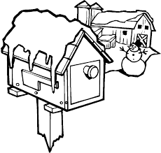 christmas coloring pages the sun flower pages