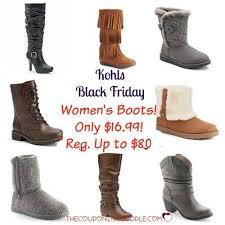 kohl s womens boots size 11 best 25 kohls black friday ideas on conrad