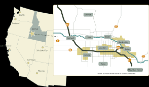 Valley Metro Map by Where Is The Boise Valley Boise Valley Maps Boise Valley Facts