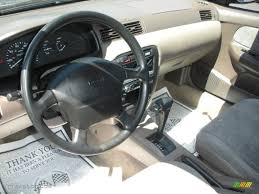 nissan sentra xe 1995 1995 platinum gold nissan sentra gxe 32268764 photo 11