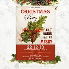 best 25 christmas invitation card ideas on pinterest