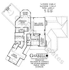 house plans with covered porch leyland manor ii house plan house plans by garrell associates inc