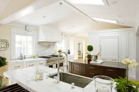 beadboard ceiling kitchen transitional kitchen ambiance