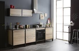 Meuble Cuisine Inox Ikea by Cuisine Cuisine Style Loft Schmidtt Avec De Nombreux Rangements