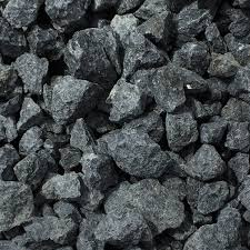 Black Garden Rocks New Black Granite The Rock Pile Garden Center