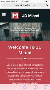 jd miami free multipurpose joomla 3 6 template