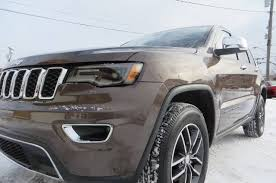 jeep cherokee grey 2017 2017 jeep grand cherokee 4x4 limited 4dr suv in willowick oh eddie